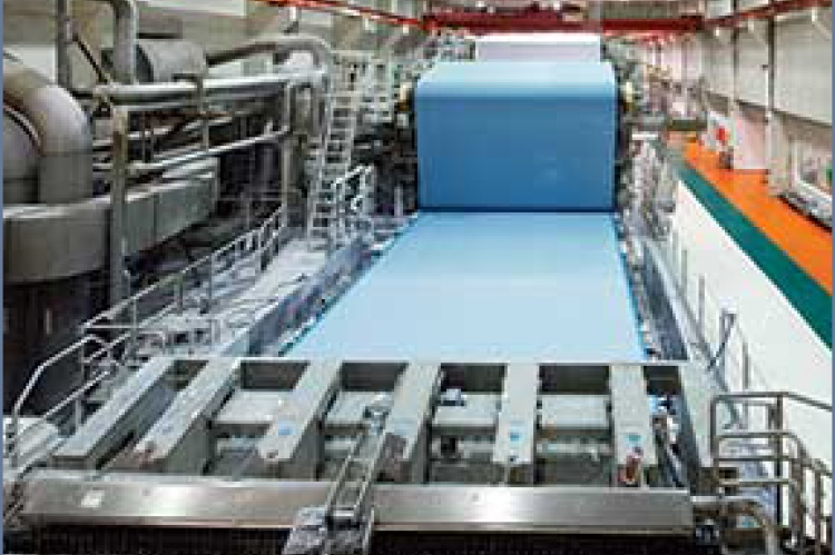 PM 2 - the largest capacity specialty machine in the industry